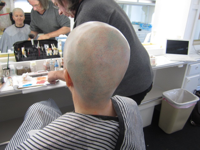 how to meet girls whan youre bald